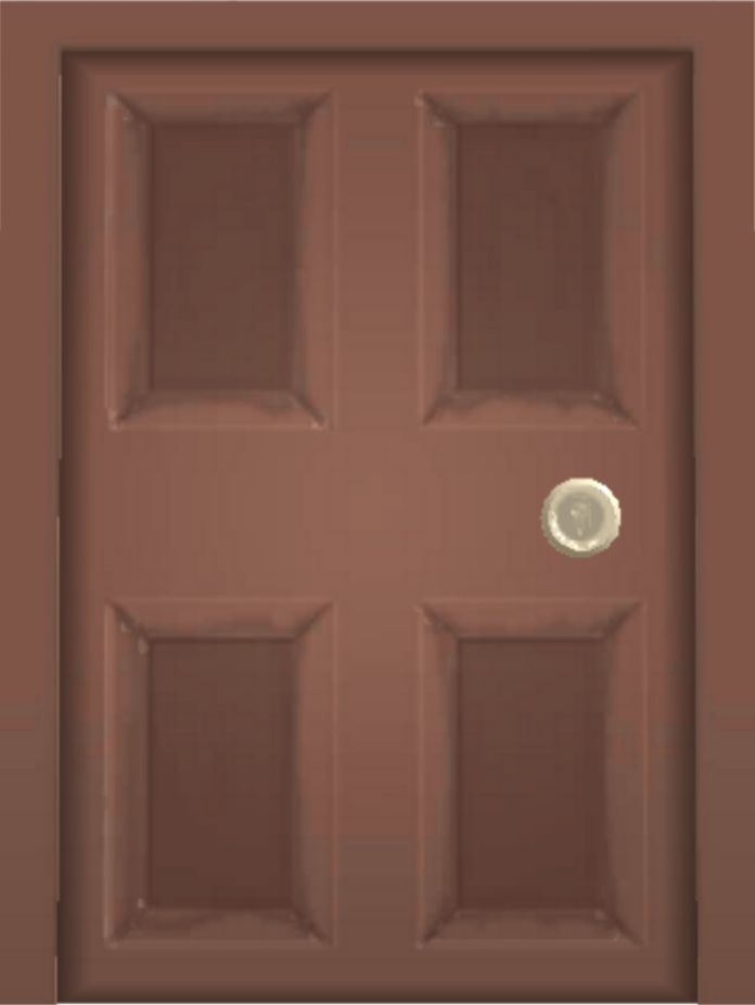 Miitomo Door by Rosemoji