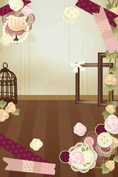 Frame Room by Rosemoji