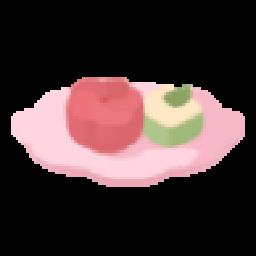 Plate Of Sweets by Rosemoji