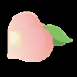 Peach by Rosemoji
