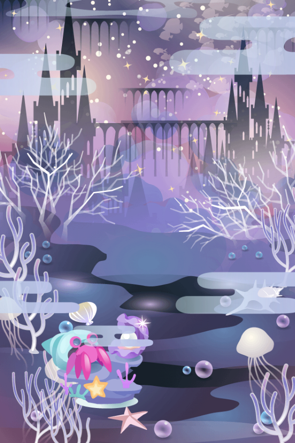 Underwater Kingdom by Rosemoji