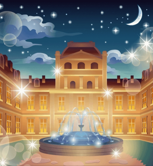 Fountain by Rosemoji