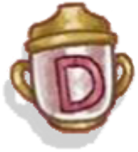 D (Sippy Cup) by Rosemoji