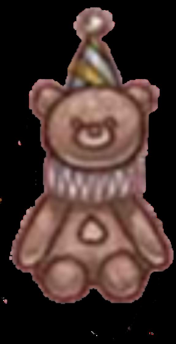 A (Teddy Bear) by Rosemoji