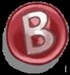 B (Ball) by Rosemoji