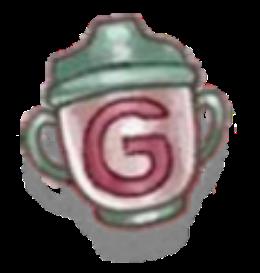 G (Sippy Cup) by Rosemoji