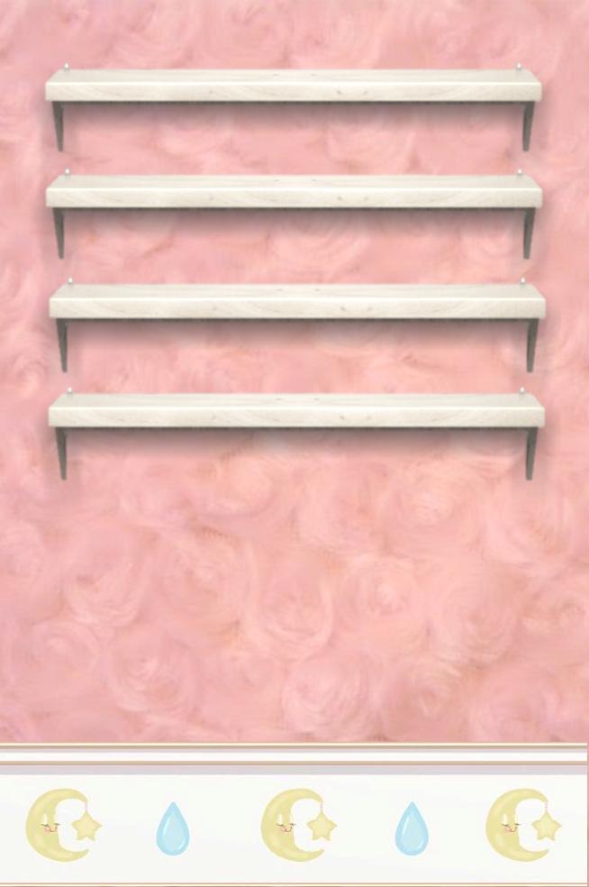 Cry Baby Shelves by Rosemoji