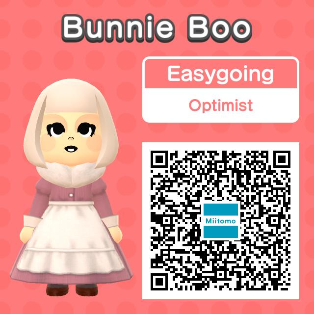 Bunnie Boo by Rosemoji