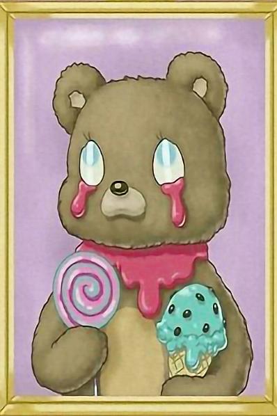 Teddy Bear by Rosemoji