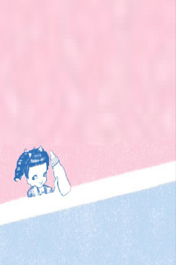 Cry Baby Bottle by Rosemoji