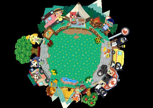 Animal Crossing Pocket Camp by Rosemoji