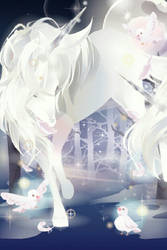 Unicorns by Rosemoji
