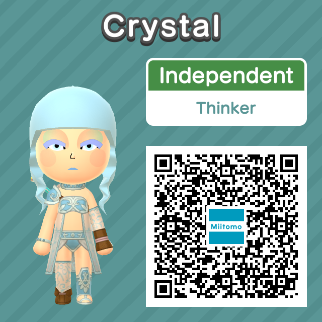 Crystal by Rosemoji