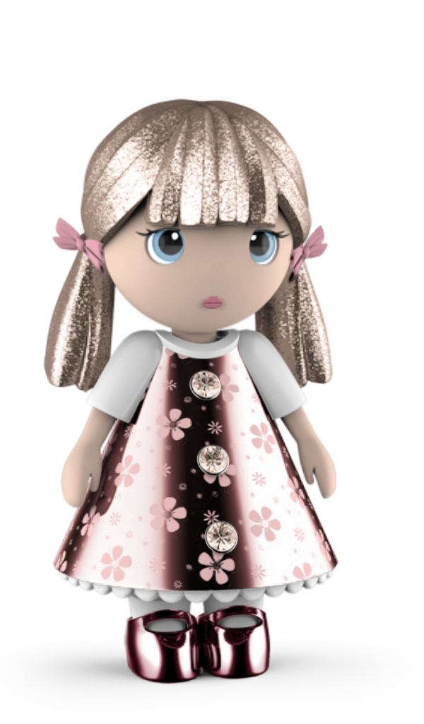 Pastel Doll by Rosemoji