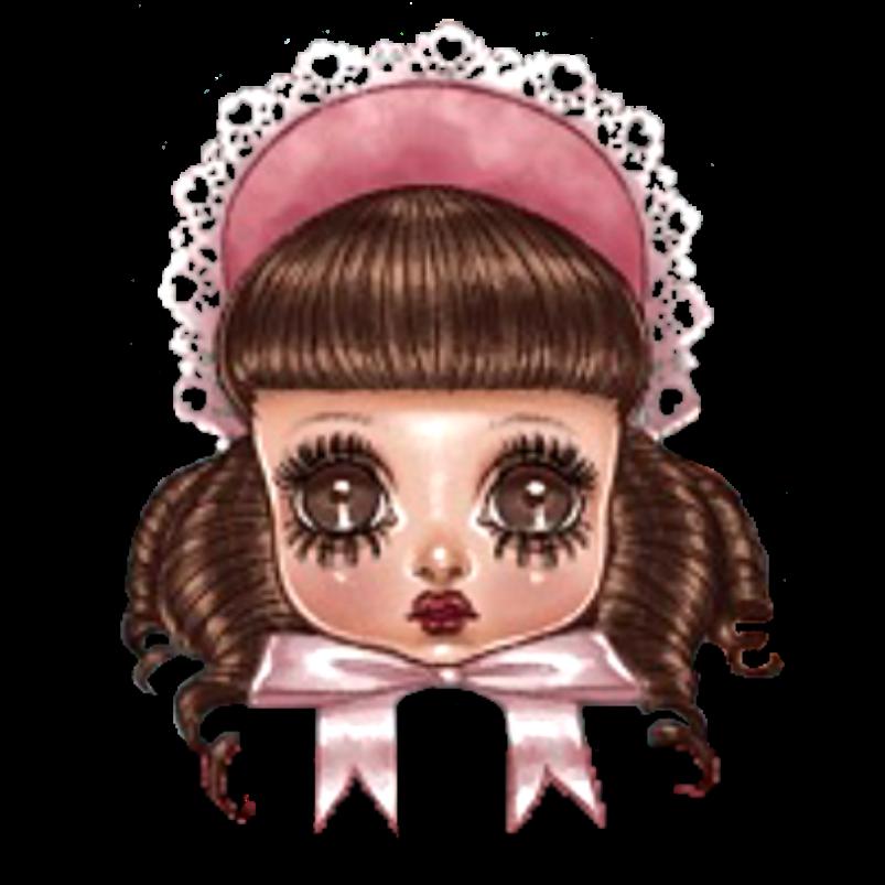 Cry Baby Head by Rosemoji