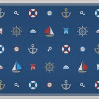 Marine (Navy Blue) by Rosemoji