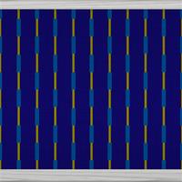Broken Stripes (Navy) by Rosemoji