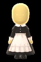 Classic Maid Uniform by Rosemoji