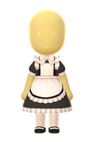 Maid Caf Outfit by Rosemoji