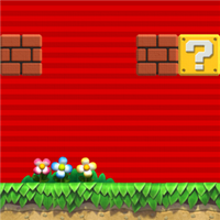 Super Mario Run by Rosemoji