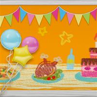Party Wallpaper by Rosemoji