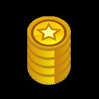 1000 Coins by Rosemoji
