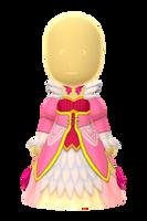 Magical Princess Dress by Rosemoji