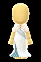 Royal Princess Dress by Rosemoji