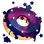 Galaxy Doughnut