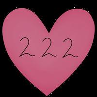 Heart 222 by Rosemoji