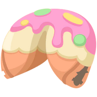 Bluebear's Party Cookie by Rosemoji
