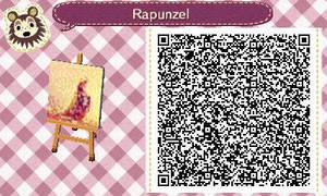 Rapunzel by Rosemoji