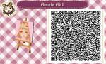Geode Girl