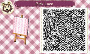 Pink Lace by Rosemoji