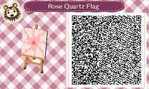 Rose Quartz Flag by Rosemoji
