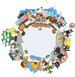 Animal Crossing: Pocket Camp Winter