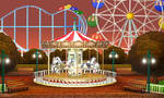 Carousel in the Evening