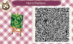 Horn Pattern