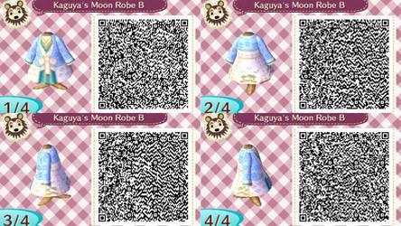 Kaguya's Moon Robe B