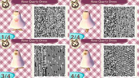 Rose Quartz's Dress