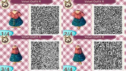 Velvet Outfit R