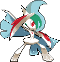 Mega Gallade by Douxette