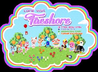 Come Visit Faeshore!