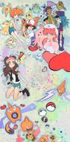 FAN ART | Pokemon - poster