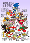 VF 2 | Nuts and Seeds - Sonic by ksmaggie