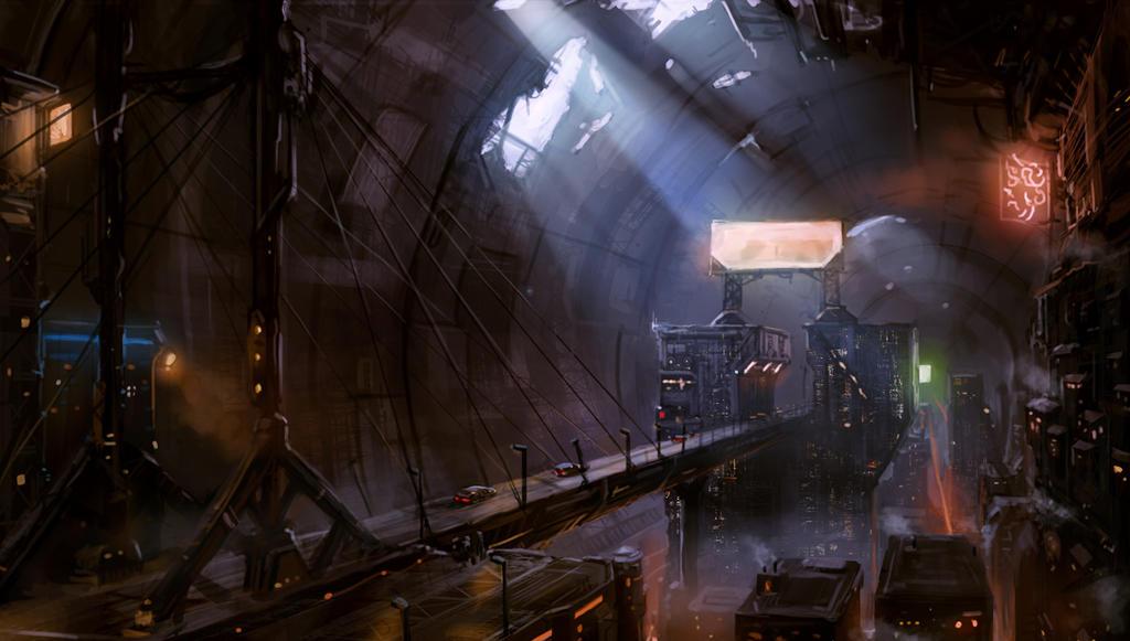 Smuggler's Den by Phade01