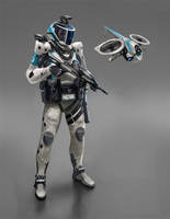 Phalanx Trooper by Phade01
