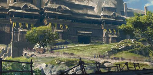Settlement by Phade01