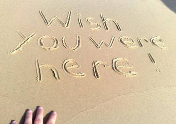 Wish You Were Here... by Disturbed-MaveRick