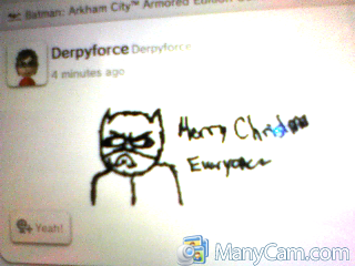 Screwing Around with the Wii-U by DerpyForce